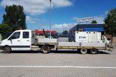 Sermac trailer pump star 6